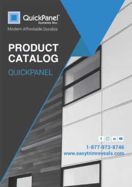 QuickPanel Systems Product Catalog Thumbnail