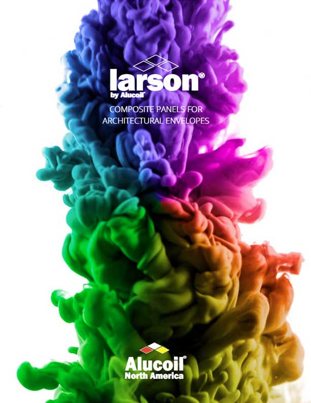 Larson Composite Panel Catalog Cover
